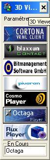 Blaxxun , plugin 3dviewer
